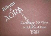 ALBUM OF AGRA